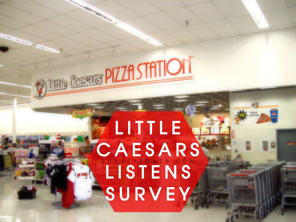 Win $15000 Cash Monthly Here by LITTLE CAESARS LISTENS SURVEY
