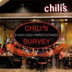 Chili's-Survey | Customer Satisfaction Feedback Survey