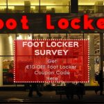 FOOT LOCKER SURVEY | Get Free €10 Foot Locker Coupon Code