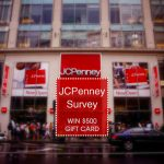 【JCPenney Survey】 Get 15% OFF | Enter Sweepstakes $500 Gift Card
