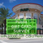 www.publixsurvey.com | PUBLIX Customer Satisfaction Survey to Win $1,000 Gift Card
