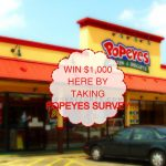 Popeyes Survey- www.tellpopeyes.com Customer Satisfaction Survey