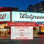 Walgreens Listens WALGREENS SURVEY Customer Satisfaction Feedback
