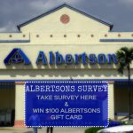 Albertsons survey | Albertsons Customer Satisfaction Survey