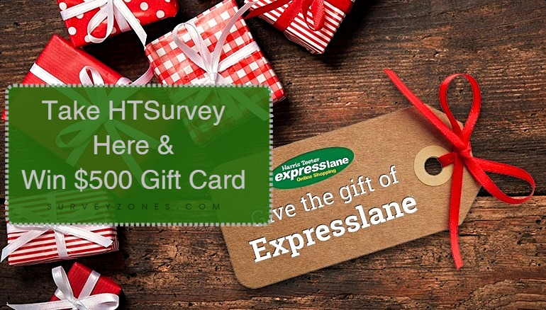 HTSurvey Gift Card