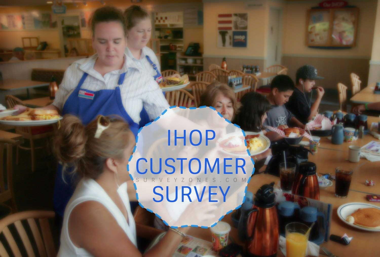 IHOP Customer Survey
