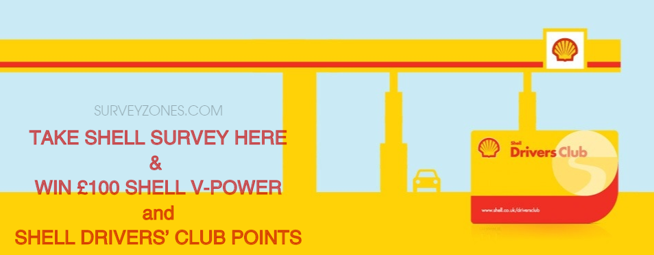 Shell Survey Free Shell Fuel Points