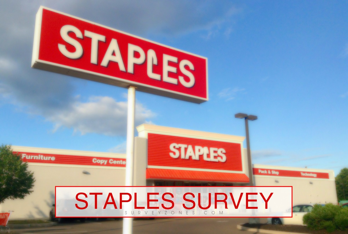 Staples Survey