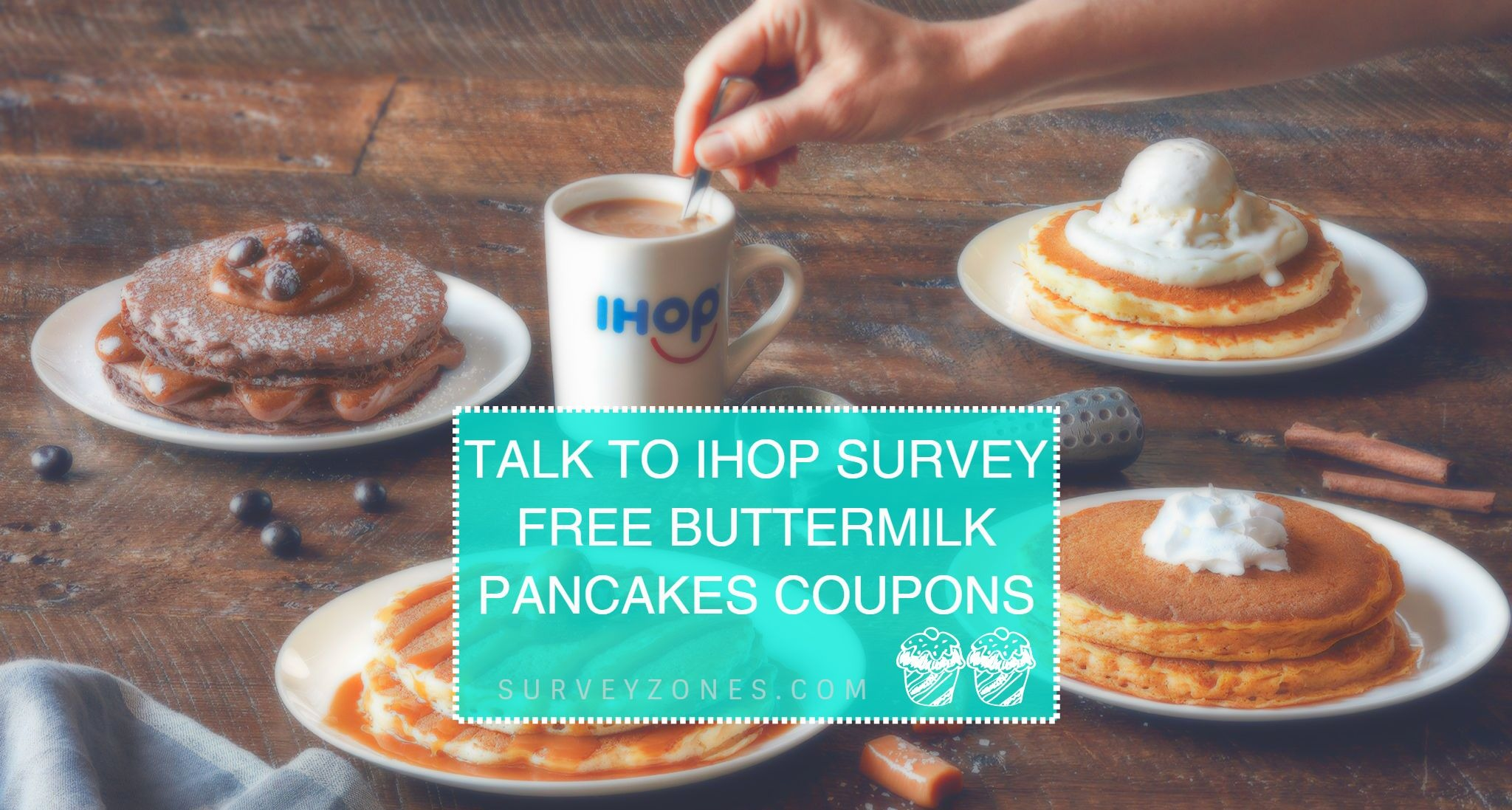 Talk to Ihop Survey Reward