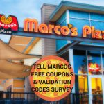 tellmarcos | Marco's Pizza Customer Satisfaction Survey