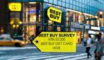 Best Buy Gift Card | Best Buy Survey