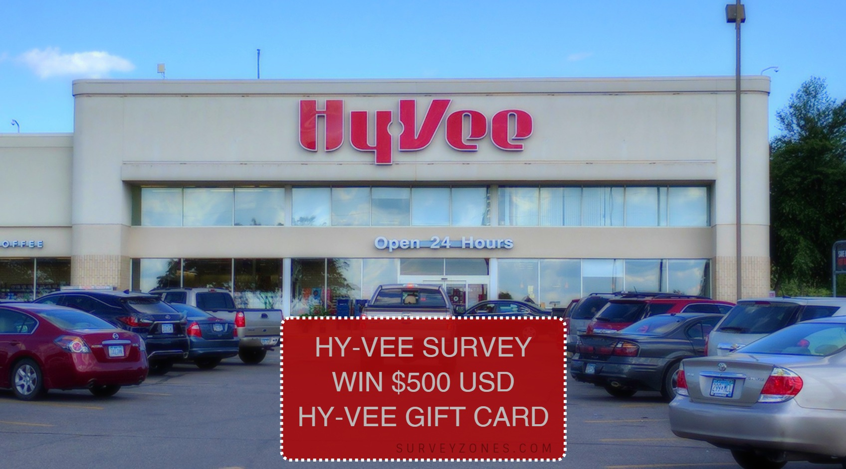 Hy Vee Survey