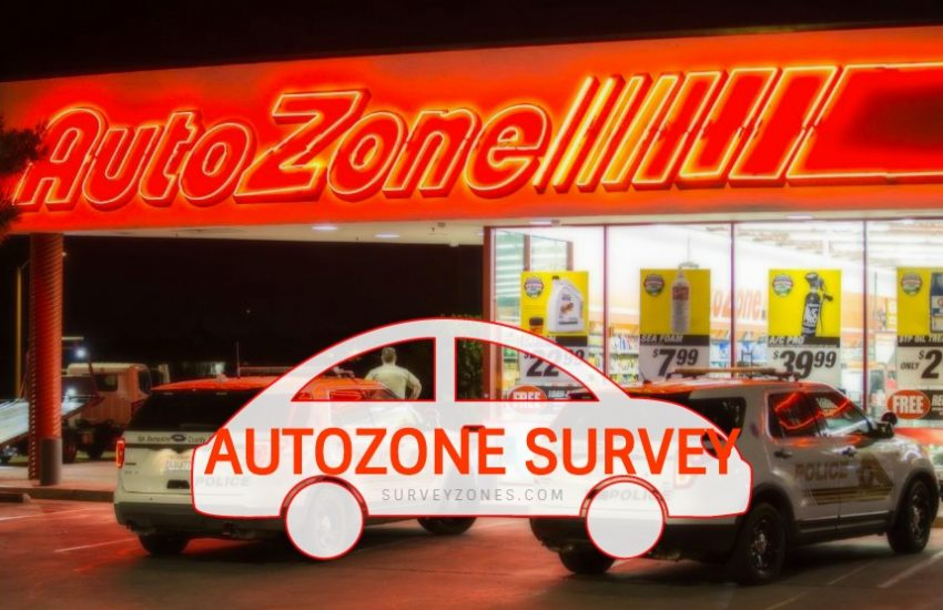 AutoZoneCares Survey Sweepstakes