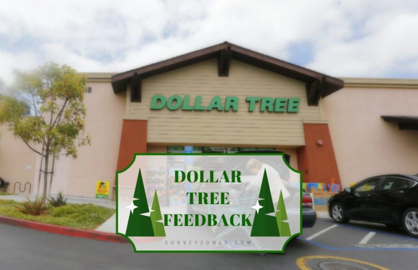 DollarTreeFeedabck Survey