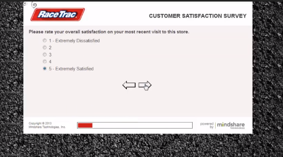Racetrac Customer Survey 3