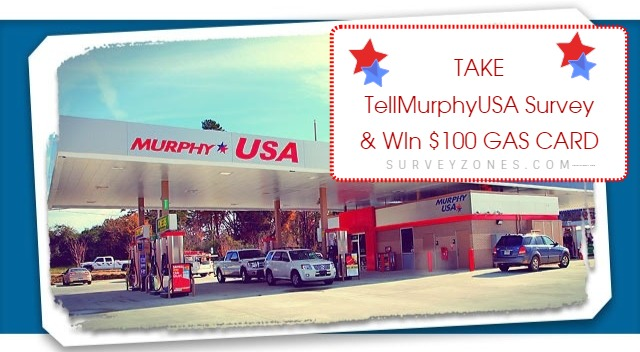 Tell Murphy USA Gas Card